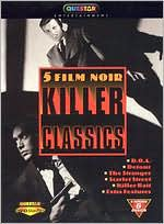 5 Film Noir Killer Classics