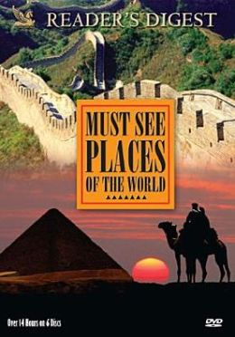 Must See Places of the World (6pc) / (Slim)