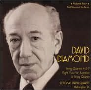 Diamond: String Quartets, Vol. 4