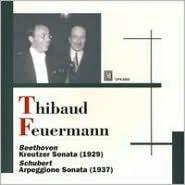 Beethoven: Kreutzer Sonata; Schubert: Arpeggione Sonata