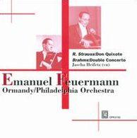 Emanuel Feuermann plays Strauss & Brahms
