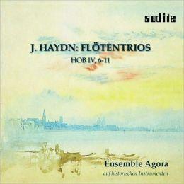 J. Haydn: Flötentrios. Hob. IV, 6-11