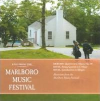 Live from the Marlboro Music Festival: Debussy, Ravel Quartets