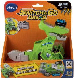 Switch & Go Dinos - Sliver the T-Rex