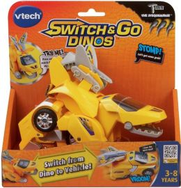 Switch & Go Dinos - Tonn the Stegosaurus