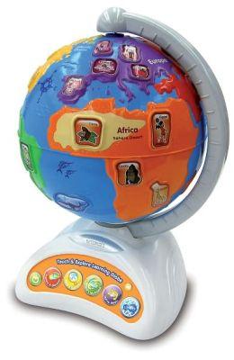 VTech Spin & Learn Adventure Globe