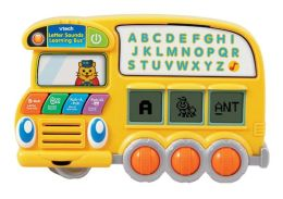 VTech Letter Sounds Learning Bus