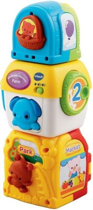 Vtech Stacking Animal Squares