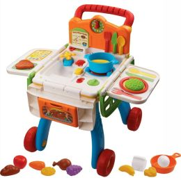 2 in 1 Shop & Cook Playset