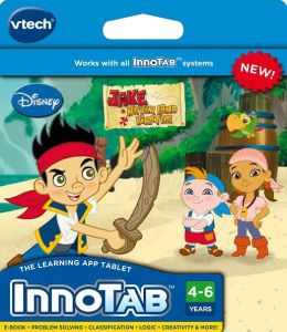 InnoTab Software - Jake & the Neverland Pirates