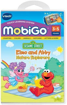 MobiGo Software Cartridge - Elmo
