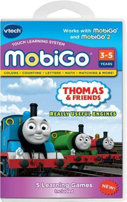 MobiGo Software Cartridge - Thomas & Friends