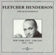 Quintessence : New York-Chicago 1924-1936