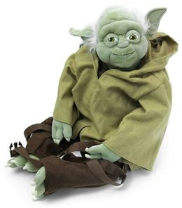 Backpack Buddies Yoda