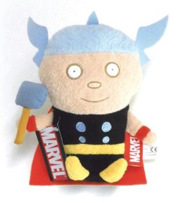 Thor Plush Footzeez