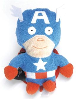 Captain America Footzeez