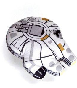 Star Wars Vehicle Plush, Millennium Falcon
