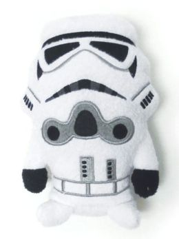 Storm Trooper Plush Footzee