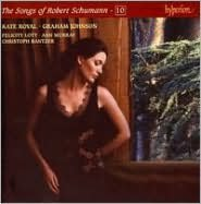 The Songs of Robert Schumann, Vol. 10