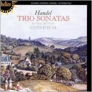 Handel: Trio Sonatas for Oboe and Violin