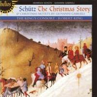 Schütz: The Christmas Story; Gabrieli: Christmas Motets