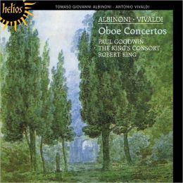 Albinoni, Vivaldi: Oboe Concertos