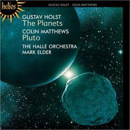 Holst: The Planets; Colin Matthews: Pluto
