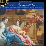 Handel: English Arias