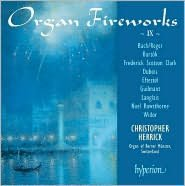 Organ Fireworks, Vol. 9