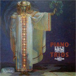 Smetana, Martinu, Eben: Piano Trios