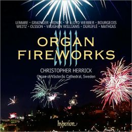 Organ Fireworks, Vol. 13