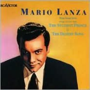 Mario Lanza Sings Songs from The Student Prince & The Desert Song