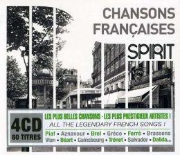 Spirit of Chansons Francaises