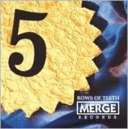 Merge Records: 5 Rows of Teeth