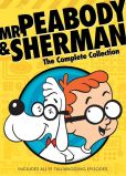 Video/DVD. Title: Complete Mr. Peabody & Sherman Collection