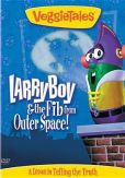 Video/DVD. Title: Veggie Tales: Larry-Boy & the Fib from Outer Space! - A Lesson in Telling the Truth