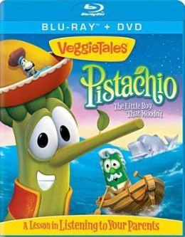 Veggie Tales: Pistachio - The Little Boy That Woodn't
