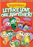 Video/DVD. Title: Veggie Tales: Lettuce Love One Another