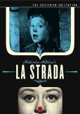 Video/DVD. Title: La Strada