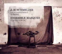 Johann Heinrich Schmelzer: Sacro-Profanus; Sonatas