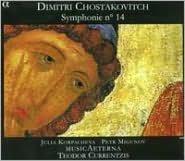 Chostakovitch: Symphonie No. 14