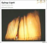 György Ligeti: Sonata for Viola