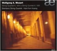 Mozart: String Quartet; String Quintet
