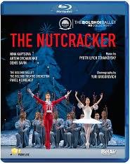 Nutcracker (The Bolshoi Ballet)