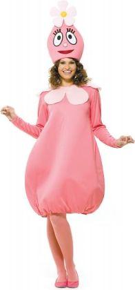 Yo Gabba Gabba - Foofa Adult Costume: Small
