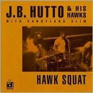 Hawk Squat