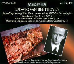 Ludwig van Beethoven: Recordings during War Time