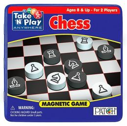 Take 'N' Play Chess Magnetic Game