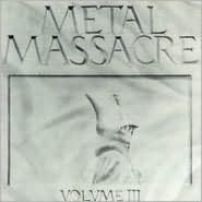 Metal Massacre, Vol. 3