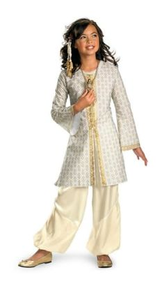Prince of Persia - Tamina Deluxe Child Costume : Size Large (10-12)